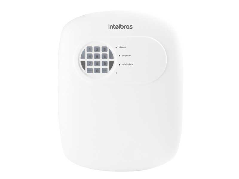 A central de alarme ANM 24 NET é a única da linha não monitorada que permite a conexão e configuração por aplicativo.