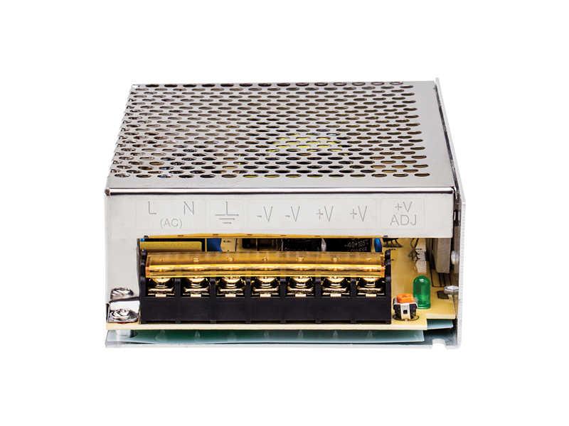 A EFM 1210 proporciona o melhor funcionamento dos equipamentos de CFTV, garantindo mais segurança, economia e qualidade do começo ao fim dos projetos.