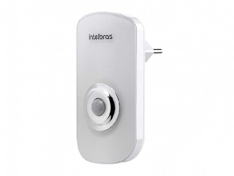 O ESI 5001 tem sensor que detecta presença e aciona a luz de LED, proporcionando mais segurança e praticidade para se deslocar em ambientes escuros