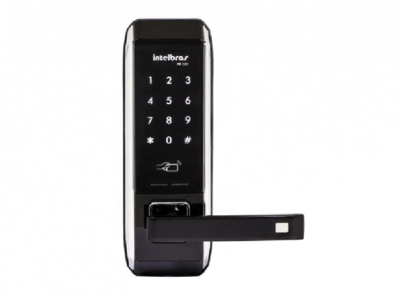 Abra portas com alguns toques com a FR 320 e tenha mais tecnologia. Una tudo isso com mais segurança para a sua rotina.